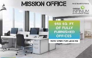 600 Sq.ft. Office Space for Rent in Ambala Highway, Zirakpur