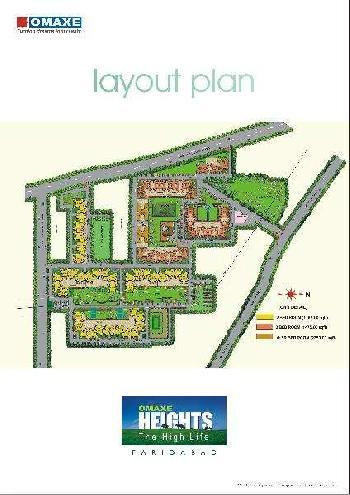 2 BHK 1120 Sq.ft. Residential Apartment for Sale in Neharpar, Faridabad