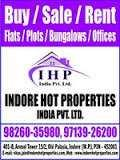 1000 Sq.ft. Residential Plot for Sale in Ashish Nagar, Indore
