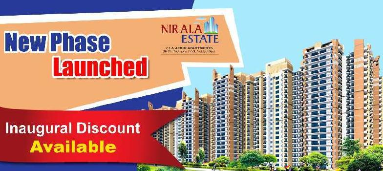 3 BHK 1385 Sq.ft. Residential Apartment for Sale in Techzone 4, Greater Noida West