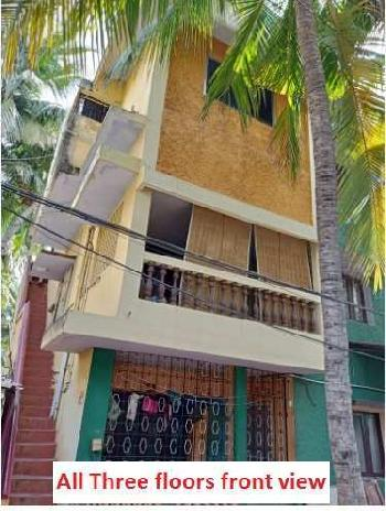 6 BHK 3458 Sq.ft. House & Villa for Sale in Villivakkam, Chennai