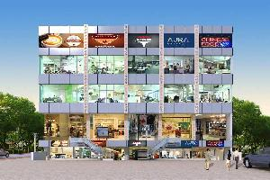 1187 Sq.ft. Commercial Shop for Rent in Siyaganj, Indore
