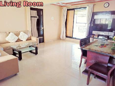 3 BHK 1200 Sq.ft. Residential Apartment for Sale in Kalyan West, Thane