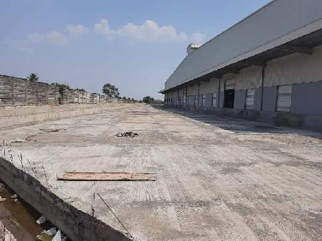 110000 Sq.ft. Warehouse for Rent in Chakan MIDC, Pune