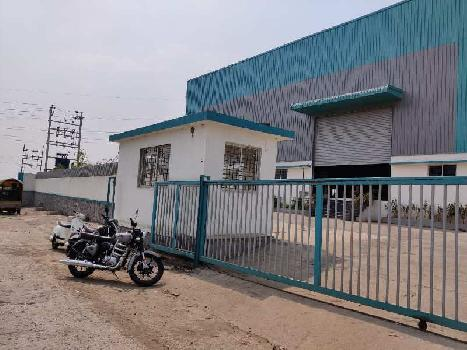 28000 Sq.ft. Factory for Rent in Chakan MIDC, Pune