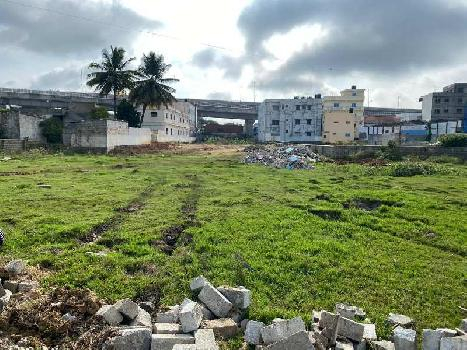 55000 Sq.ft. Commercial Land for Sale in Hosur Road, Bangalore