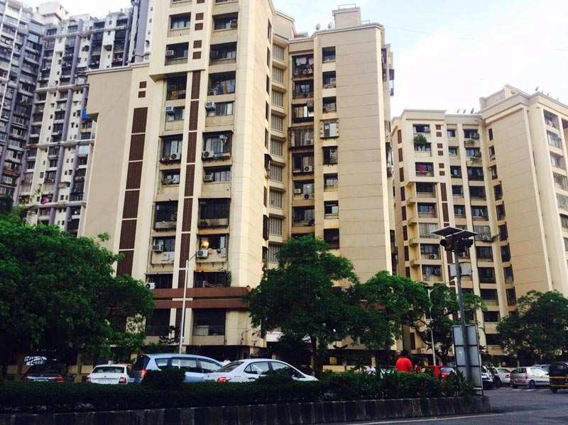 2 BHK Flats & Apartments for Sale in Mumbai - 900 Sq. Feet