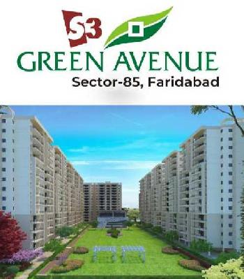 3 BHK 60 Sq. Meter Residential Apartment for Sale in Sector 85 Faridabad
