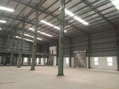 8000 Sq. Meter Industrial Land for Sale in Phase 2 Noida