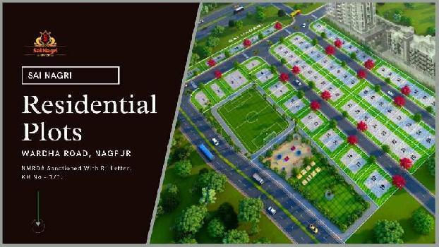 1323 Sq.ft. Residential Plot for Sale in Jamtha, Nagpur