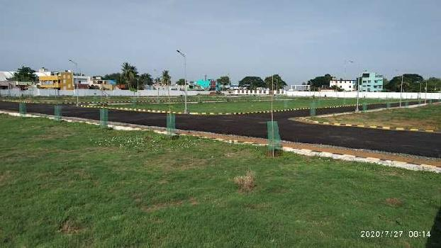 1155 Sq.ft. Commercial Land for Sale in Red Hills, Chennai