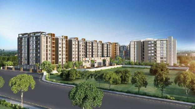 2 BHK 1100 Sq.ft. Residential Apartment for Sale in Sholinganallur, Chennai