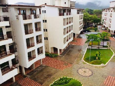 1 BHK 584 Sq.ft. Residential Apartment for Sale in Alibag, Raigad
