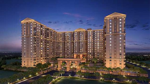 3 BHK 1550 Sq.ft. Residential Apartment for Sale in Sholinganallur, Chennai