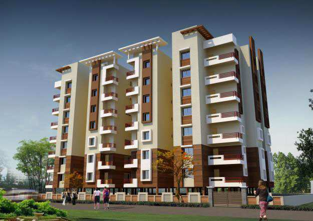 2 Bhk Flats & Apartments for Sale in Sector 111, Mohali - 1150 Sq.ft.