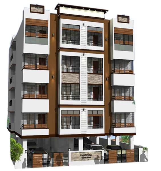 2 Bhk Flats & Apartments for Sale in Sector 127, Mohali - 1250 Sq.ft.