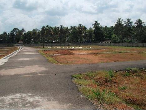 7 Cent Residential Plot for Sale in Edakochi, Kochi