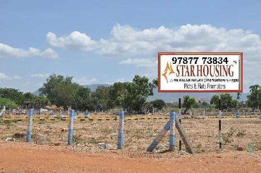 436 Sq.ft. Residential Plot for Sale in Chittampatti, Madurai