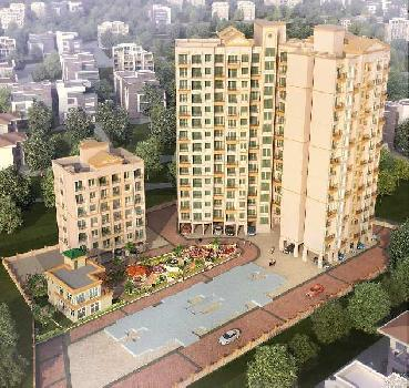 1 BHK 630 Sq.ft. Residential Apartment for Sale in Titwala, Thane
