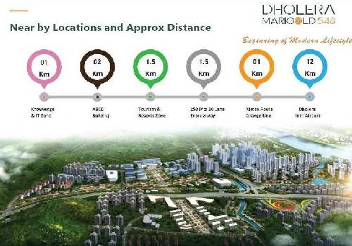 450 Sq. Yards Residential Plot for Sale in Dholera, Ahmedabad