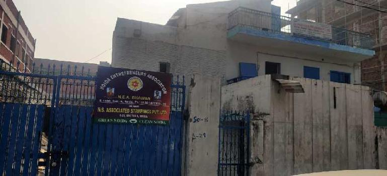 8000 Sq.ft. Commercial Land for Rent in Sector 8 Noida