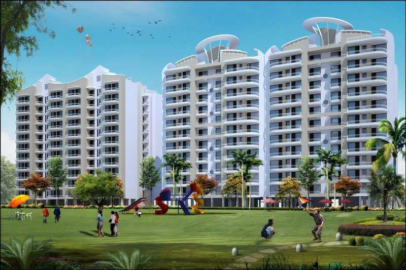 3 BHK Flats & Apartments for Sale in Zirakpur - 1685 Sq.ft.
