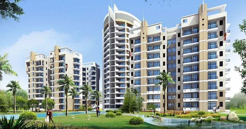 3 BHK Flats & Apartments for Sale in Zirakpur - 1690 Sq.ft.