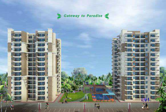 3 BHK Flats & Apartments for Sale in Zirakpur - 1842 Sq.ft.