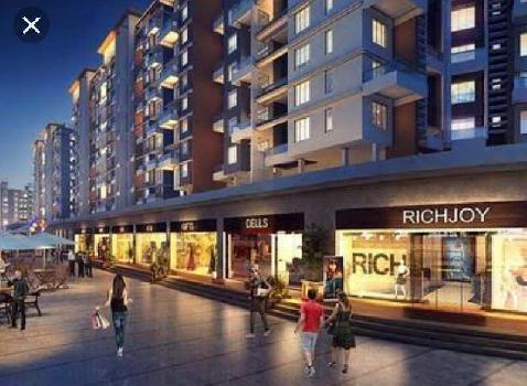 492 Sq.ft. Commercial Shop for Rent in Wakad, Pune