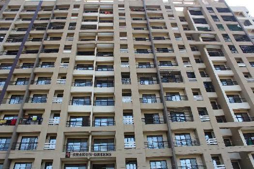 2 BHK 975 Sq.ft. Residential Apartment for Sale in Virar West, Mumbai