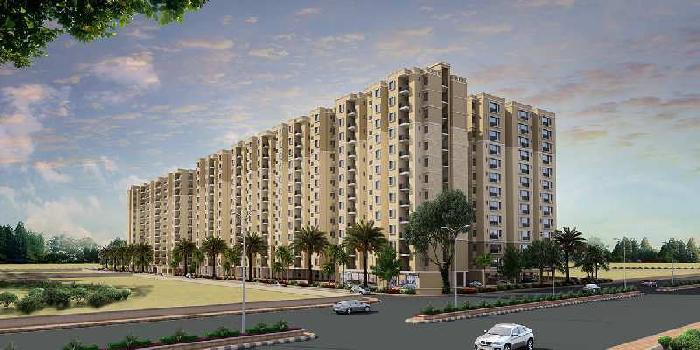 2 BHK 605 Sq.ft. Residential Apartment for Sale in Vaishali Nagar, Jaipur