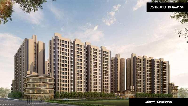 1 BHK 660 Sq.ft. Residential Apartment for Sale in Virar West, Mumbai