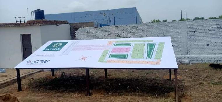 134 Sq. Yards Residential Plot for Sale in Shamshabad Road, Agra