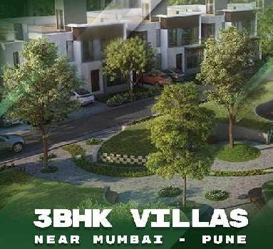 3 BHK 1900 Sq.ft. House & Villa for Sale in Mumbai Pune Expressway