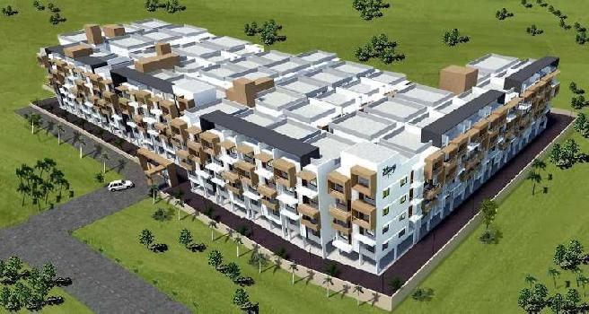 2 BHK 732 Sq.ft. Residential Apartment for Sale in Thanisandra, Bangalore