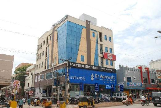 2800 Sq.ft. Office Space for Rent in Santosh Nagar, Hyderabad