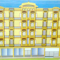 8500 Sq.ft. Residential Apartment for Sale in Bikaner