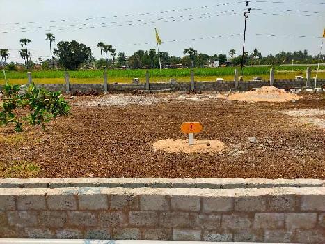 202 Sq. Yards Residential Plot for Sale in Kankipadu, Vijayawada