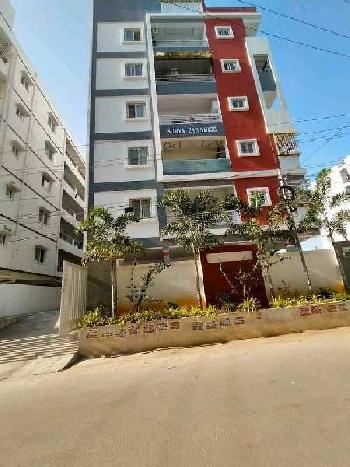 2 BHK 1260 Sq.ft. Residential Apartment for Sale in Miyapur, Hyderabad