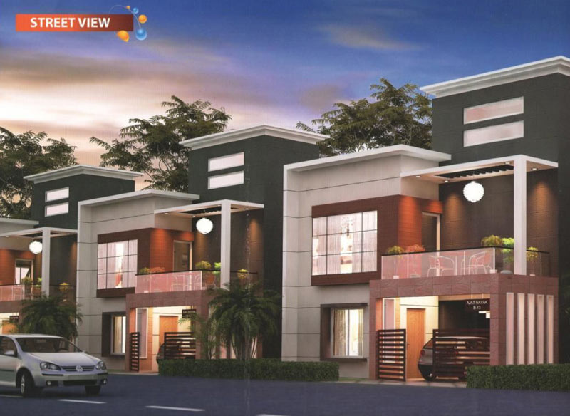 4 BHK Individual House/Home for Sale in Bhubaneswar - 800 Sq.ft.
