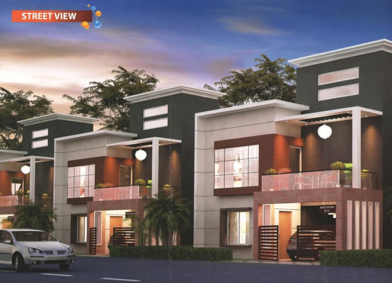 4 BHK Individual House/Home for Sale in Bhubaneswar - 1872 Sq.ft.