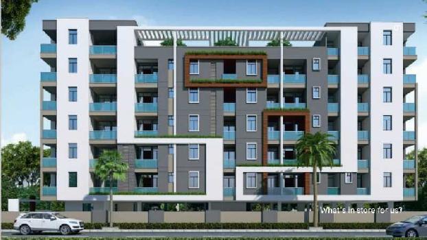 1 BHK 607 Sq.ft. Residential Apartment for Sale in Mahal Road, Jagatpura, Jaipur
