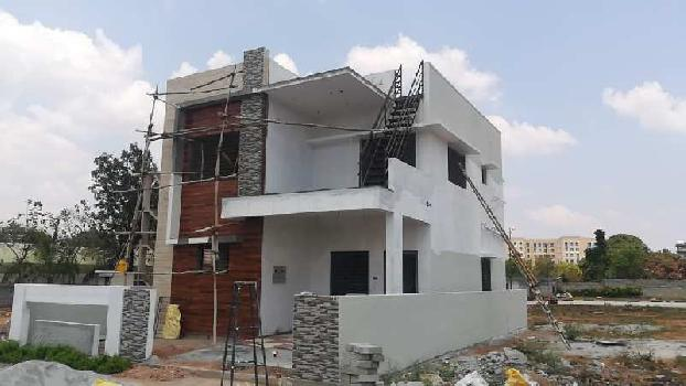 2 BHK 1200 Sq.ft. House & Villa for Sale in Haragadde, Bangalore