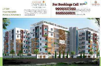 2 BHK 950 Sq.ft. Residential Apartment for Sale in Isnapur, Hyderabad