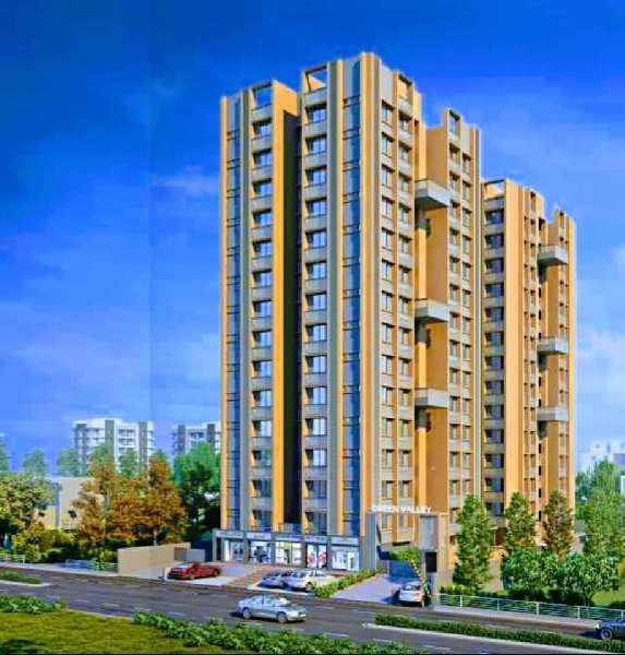 2 BHK 1058 Sq.ft. Residential Apartment for Sale in Maninagar, Ahmedabad