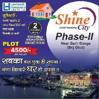 100 Sq. Yards Residential Plot for Sale in Garhmukteshwar, Hapur