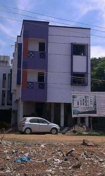 2 BHK Flats & Apartments for Sale in Urapakkam, Chennai South - 780 Sq. Feet