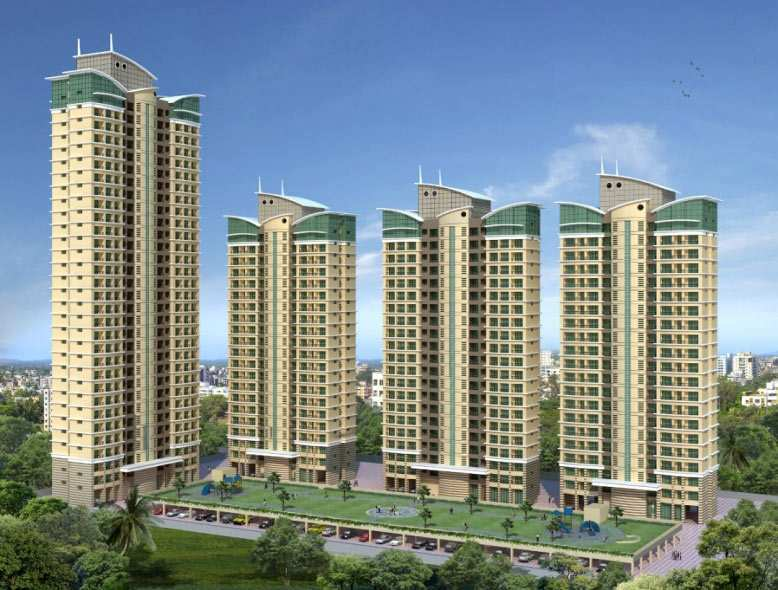 2 BHK Flats & Apartments for Sale in Malad, Mumbai North - 1150 Sq.ft.
