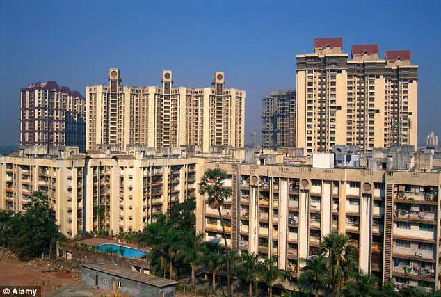 2 BHK Flats & Apartments for Rent in Goregaon, Mumbai North - 950 Sq.ft.