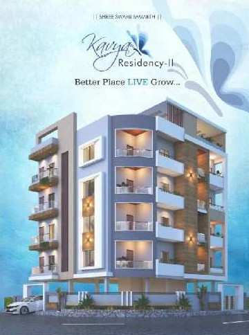 2 BHK 910 Sq.ft. Residential Apartment for Sale in Manish Nagar, Nagpur
